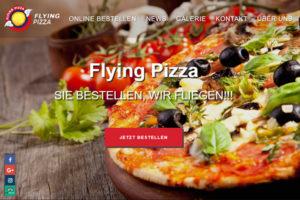 Flying Pizza Karte.News Flying Pizza